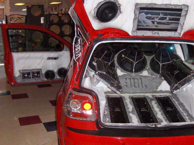 Custom Car Audio Installs Amp Photos National Auto Sound