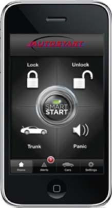 Remote Start & GPS Smart Start