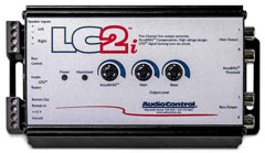Car Audio Accessories Audio Control LC2i