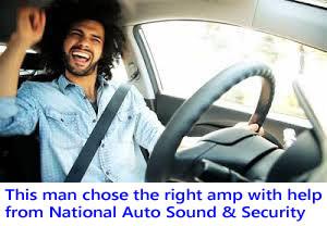 Choosing a car bass amplifier & singing