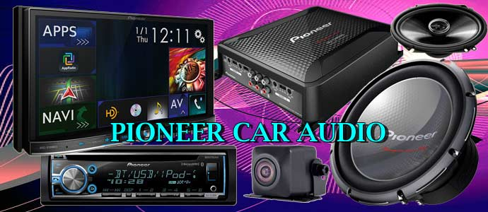 Pioneer-Car-Audio