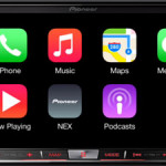 Pioneer Avic-8100NEX carplay