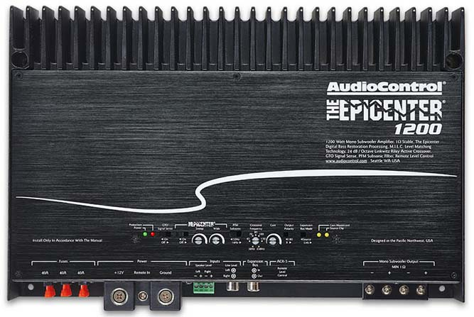 Audio Control Epicenter 1200 Amp