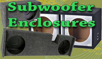 Subwoofer-Enclosures