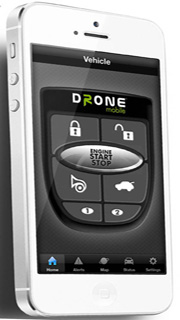 Drone Mobile phone