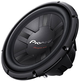Pioneer Subwoofers Champion Series