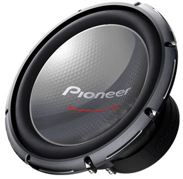 Pioneer Subwoofers Champion Pro