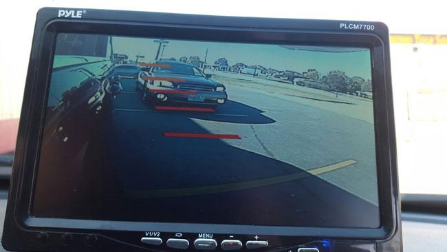 Blind Spot Camera Amp Monitor Installed Kansas Citynational
