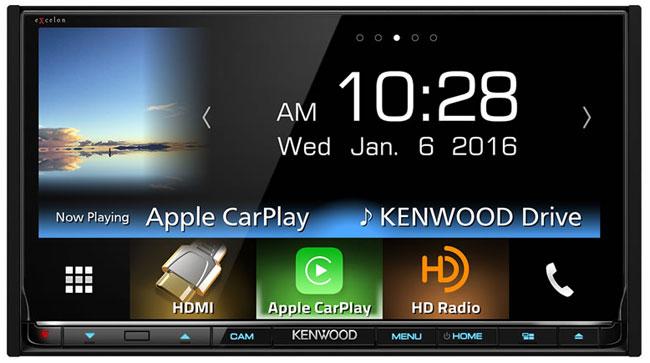 Kenwood Car Video, Kenwood DDX-9903S