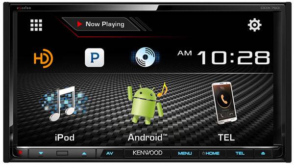Kenwood Car Video DDX793