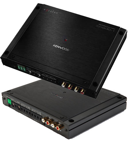 Kenwood eXcelon Amps