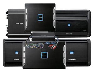 Alpine Amplifiers