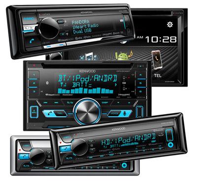 Kenwood Car Stereos