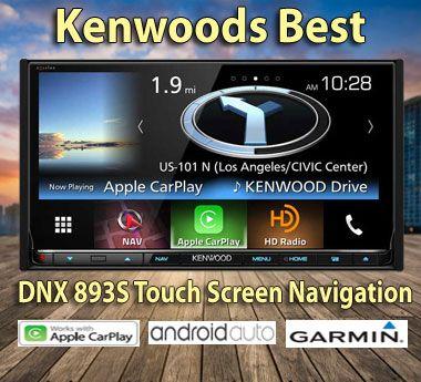 Kenwood-DNX893S