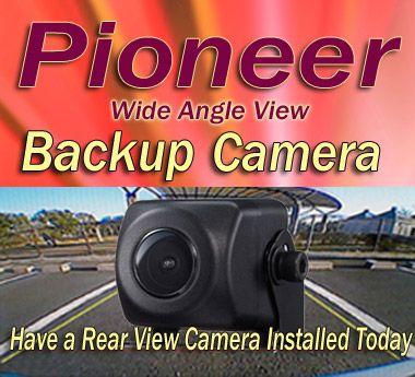 Pioneer-Backup-Camera