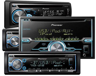 Pioneer car Stereos