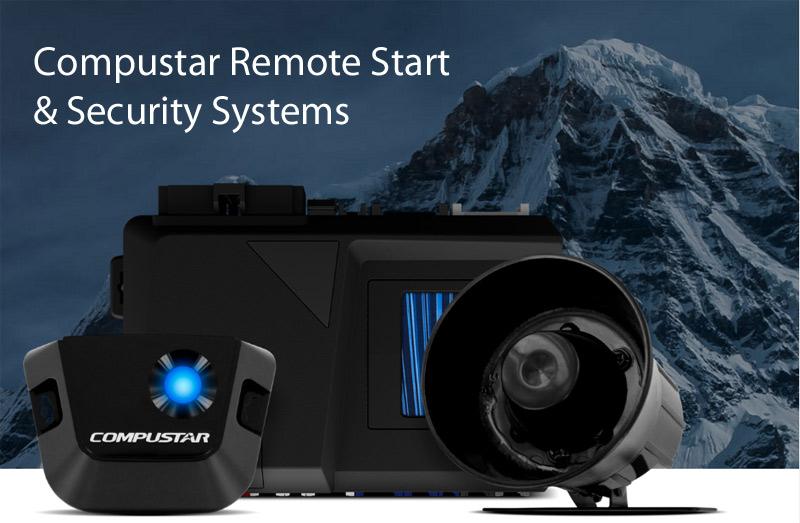 Compustar Remote Start Alarm Systems In Kansas