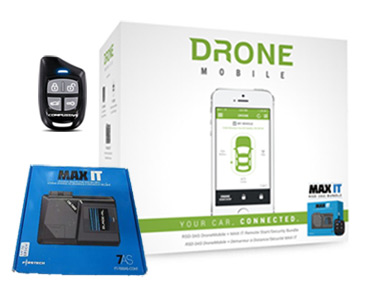 Drone Mobile Max It package