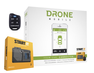 Drone Start It Package